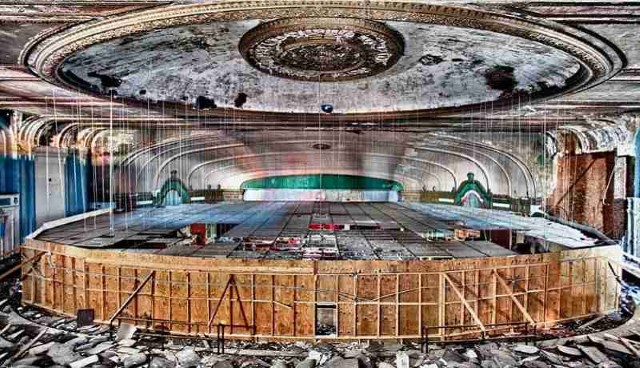 Lawndale Theater em Chicago