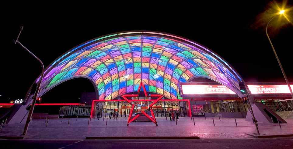 Adelaide-Entertainment-Centre-Australia