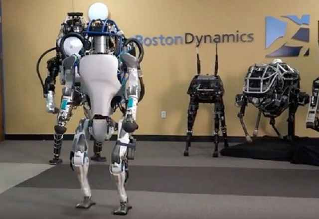 Atlas da Boston Dynamics