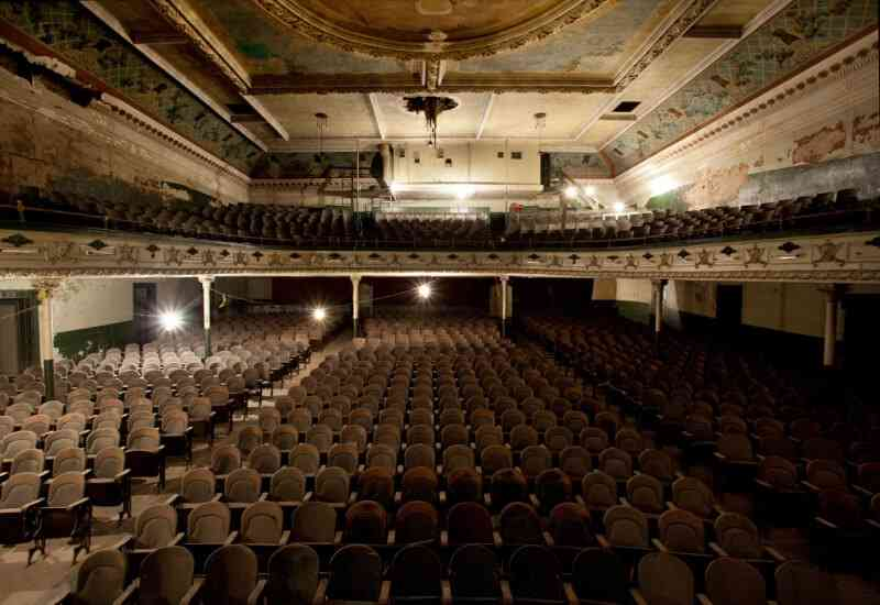 Auditorio Orpheum New Bedford