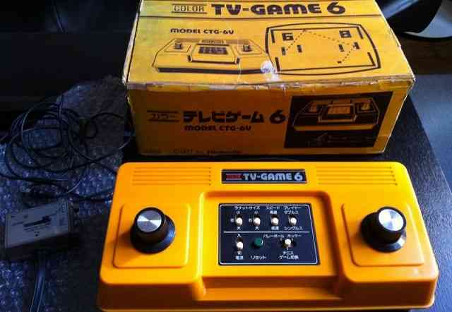 Color TV Game Nintendo