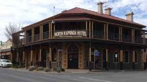 hotéis North Hotel Kapunda Australia