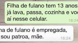 conversas engraçadas WhatsApp