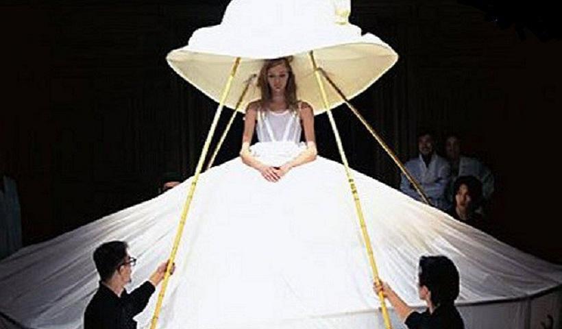 Vestidos de noivas estranhos e bizarros