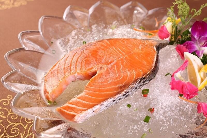 salmão ajuda a ativar a memória