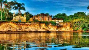 Ararapira Paraná lugares abandonados