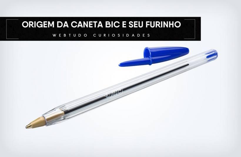 caneta bic