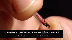 implantação de microchips na pele
