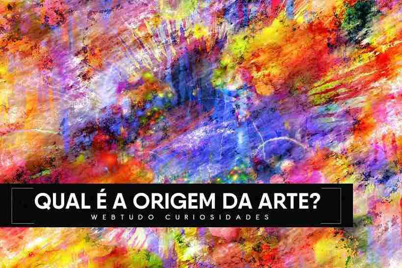 origem da arte