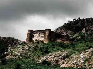 Lugares assustadores Bhangarh India Rajastao